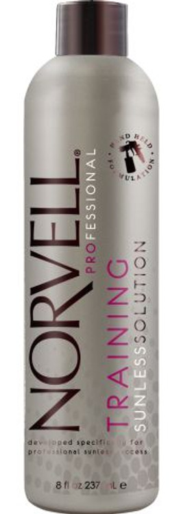 Norvell DHA Free Bronzing Training Solution, 8 oz