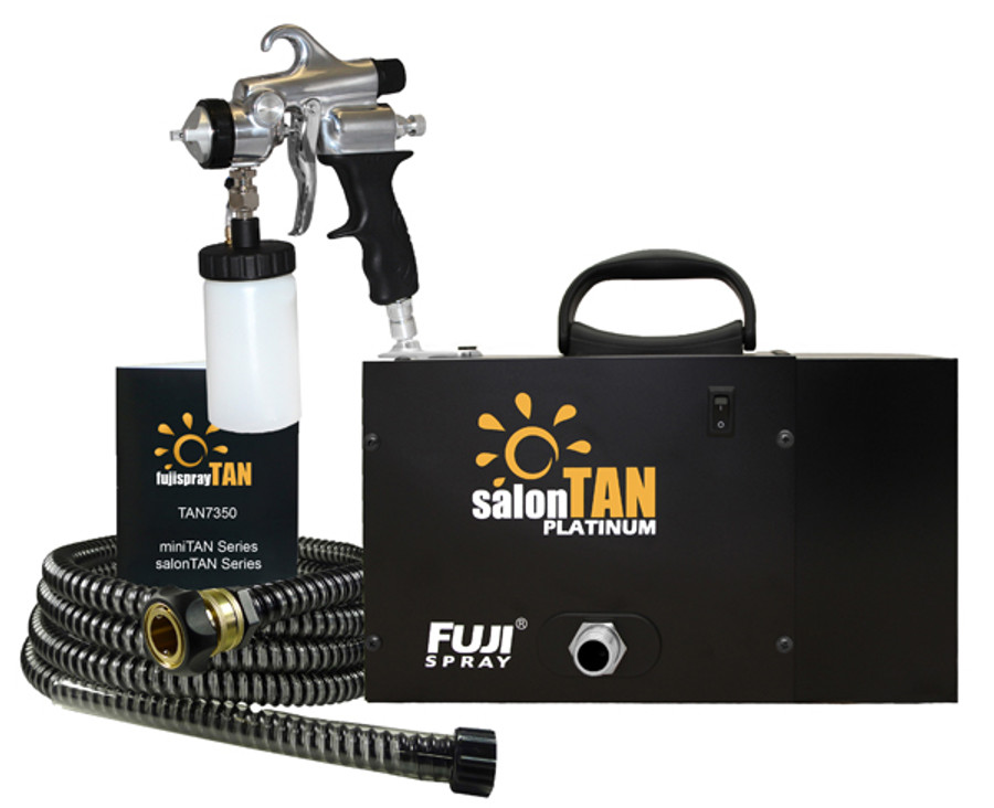 Fuji Spray 2150 salonTAN Platinum M-Model Spray Tan System