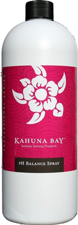 Kahuna Bay pH Balancing Sunless Prep Spray 34oz