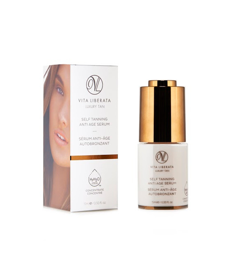 Vita Liberata Self Tanning Anti-Age Serum, 15 ml