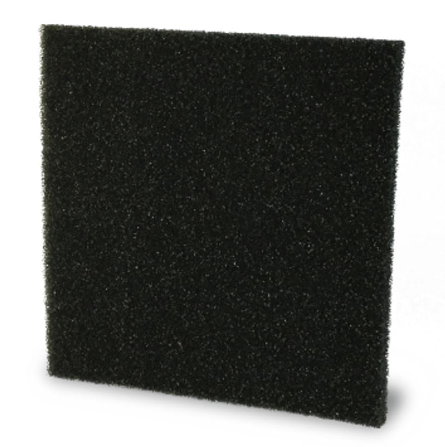Norvell Overspray Floor Fan Filter Rinse & Reuse, Single