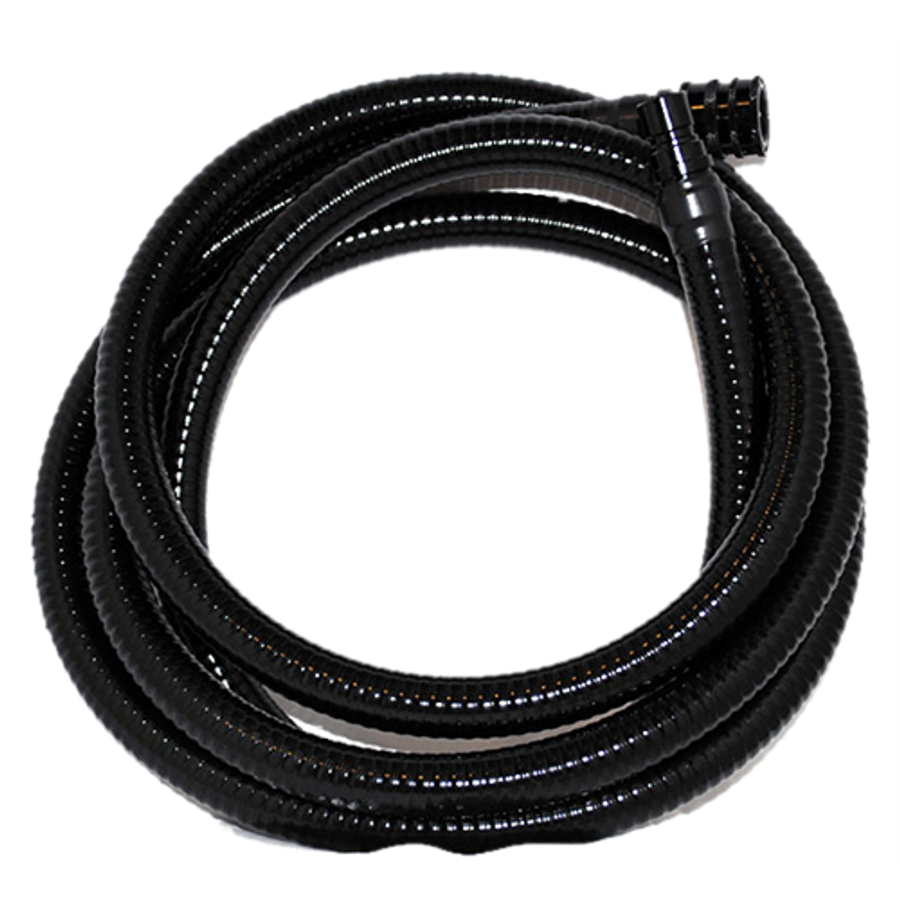 Norvell 10' Black Replacement Hose w/Disconnect
