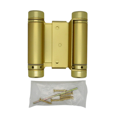 "3"" Double Action Spring Hinge for Cafe 