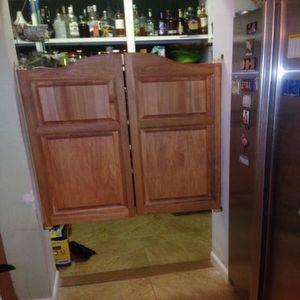 Pantry Door- Cafe Doors