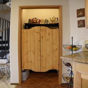 Pantry Door- Kitchen Swing Doors