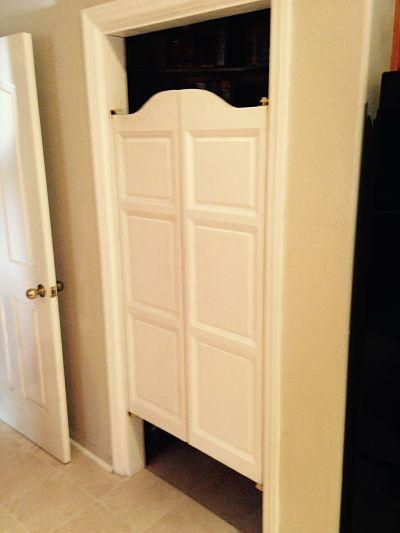 Closet | Pantry Cafe Doors