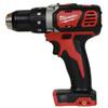 "Milwaukee 2606-21L M18 1/2"" Drill Driver Kit w/  2735-20 18V LED Flashlight"