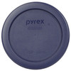 Pyrex Replacement Lid 7202-PC 1 Cup (1) Blue, (1) Red, and (1) Green Round Plastic Covers - 3 Pack