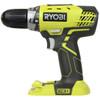 Ryobi P1811 18V ONE+ Compact Lithium-Ion Drill Driver Tool Kit