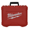 Milwaukee 2601-22 18V Compact Red Plastic Driver/Drill Tool Case