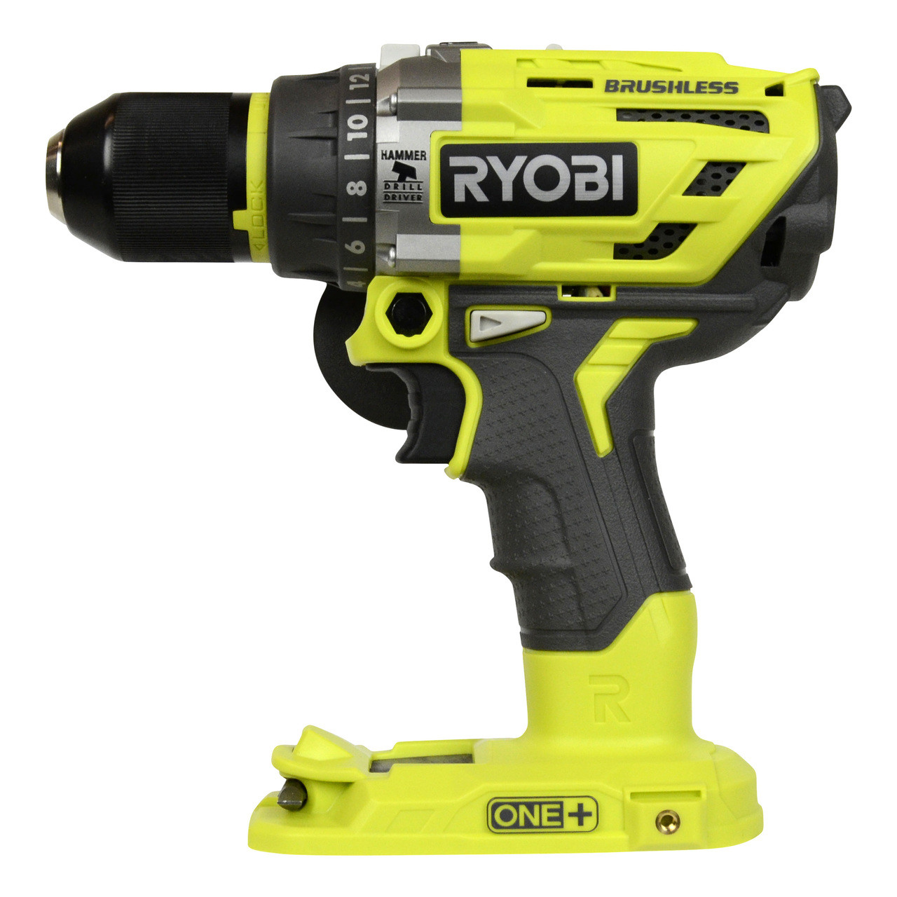 how to put a drill bit in a ryobi drill