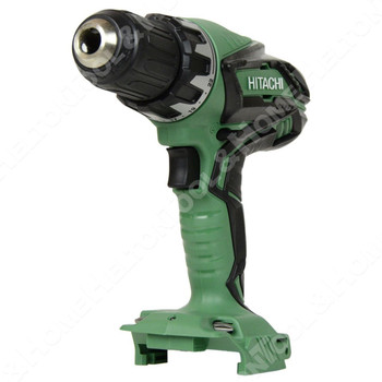 "Hitachi DS18DGL 18V 1/2"" Cordless Drill Driver, Tool Only"
