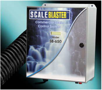 ScaleBlaster SB-650 Commercial Water Scale Control System