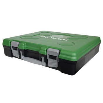 Hitachi Hard Plastic Drill Driver and Flashlight Carrying Tool Case