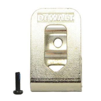 Dewalt 659916-00SV Replacement Belt Clip with Screw