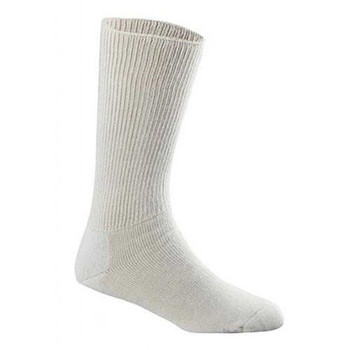 World's Softest Comfort Fit Stone Medium Crew Length Socks