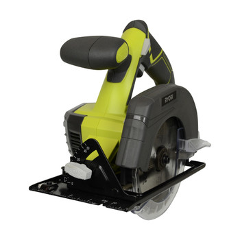 Pommel handle of Ryobi P505 circular saw