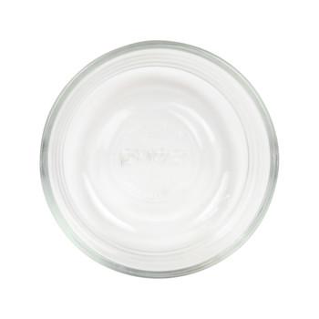 Pyrex 7202 clear glass storage bowl