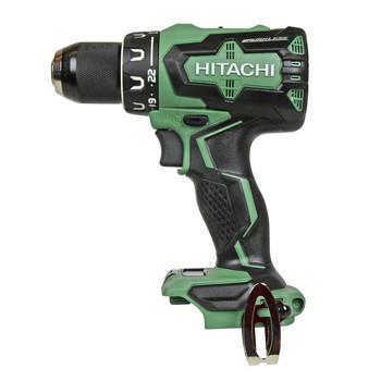"Hitachi DS18DBFL2 18V Li-Ion 1/2"" Brushless Drill Driver, Tool Only"