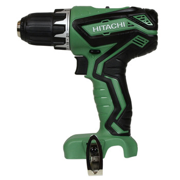 Hitachi 12V max lithium ion drill driver, tool only