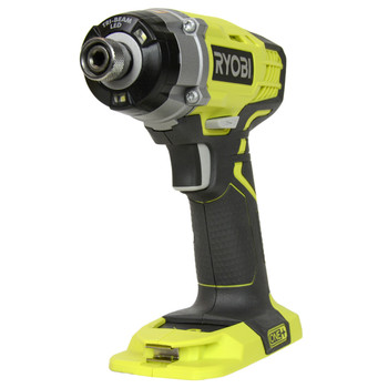 "Ryobi P236A 18V ONE+ 1/4"" Cordless Compact Impact Driver, Tool Only"