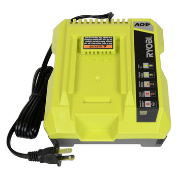 Reconditioned Ryobi OP401 40V Charger & OP4030 3.0Ah Li-Ion Battery