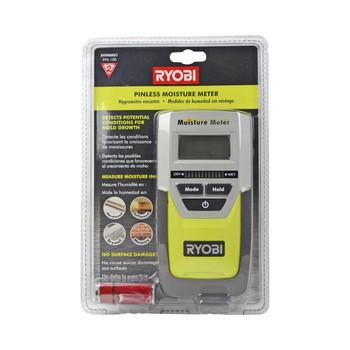 Ryobi E49MM01 Digital Pinless Moisture Meter