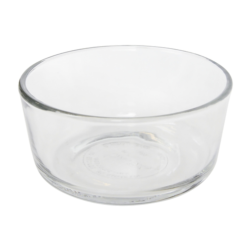 Pyrex simply store 2 cup clear glass bowl model 7200