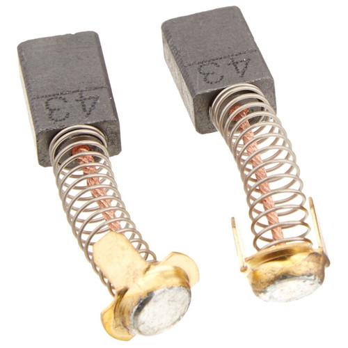 Hitachi 999-043 Carbon Brush Pair for C8FB2, WH22, C7SC, CR13VA, TR8