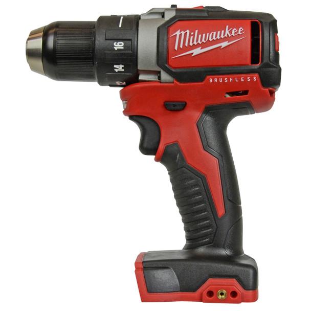 """Milwaukee 2701-20 18V 1/2"""" Brushless Drill Driver - Bare Tool"""