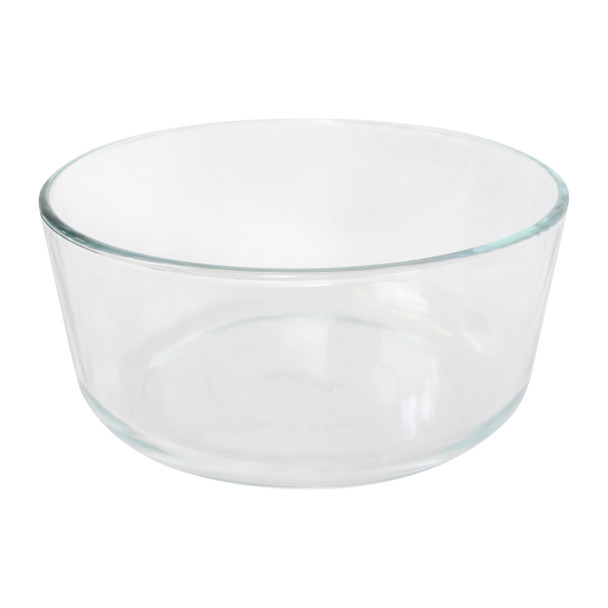 Pyrex 7203 simply store clear glass bowl