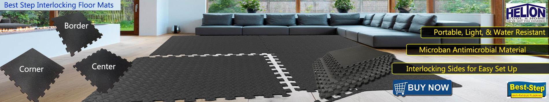 Step Floor Mats