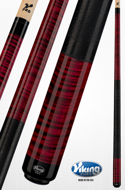 Viking Cues A242 American Made Custom Pool Cues