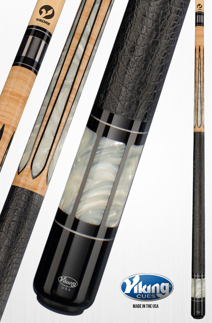 Viking Cues A571 Equipped With High Performance Shaft