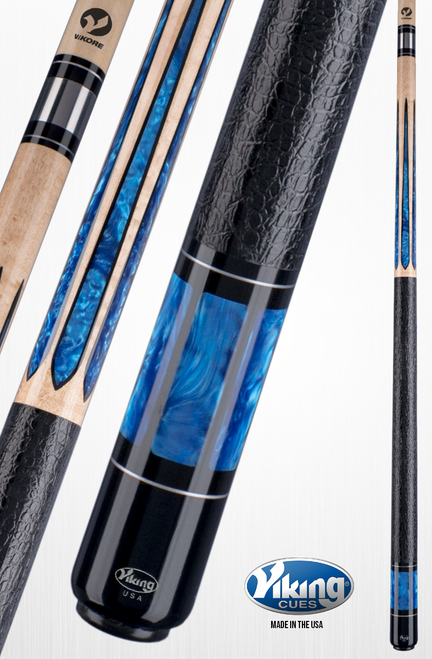 Viking Cues A573 Equipped With High Performance Shaft