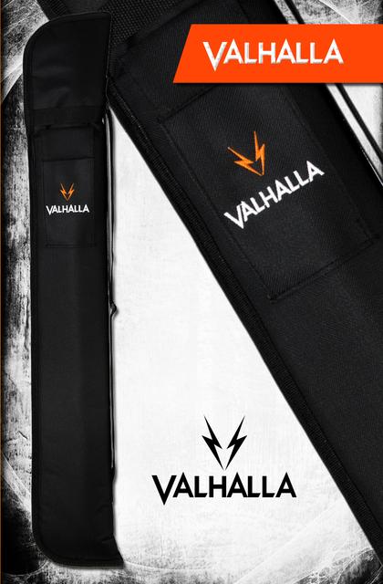 Valhalla Black Soft Case By Viking Cue Lifetime Warranty