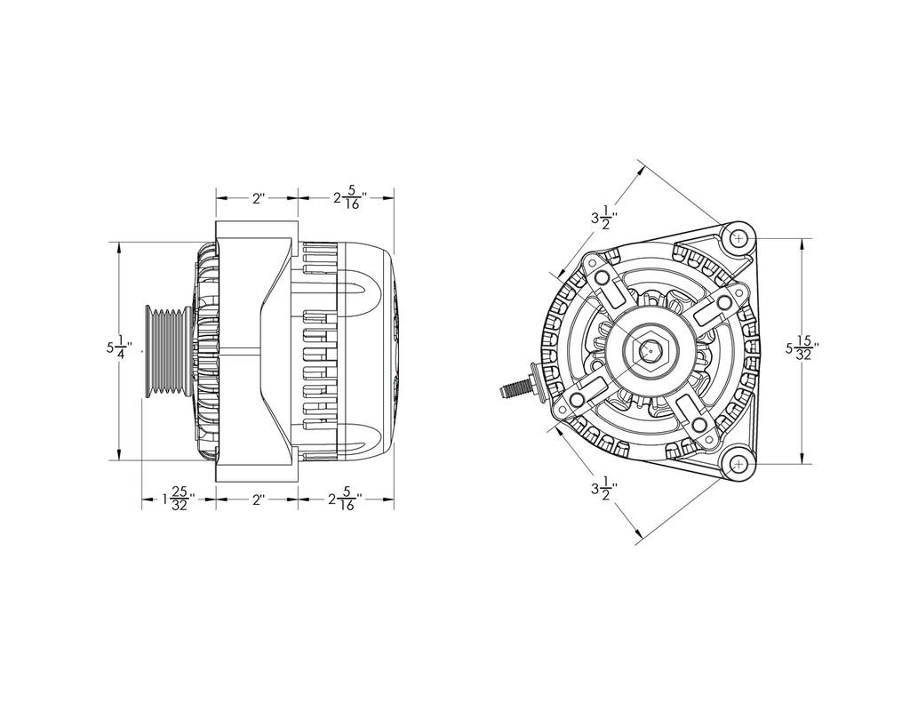 Mechman alternators made in the u a high output alternators JPG 1024x791 2009  nissan maxima engine diagram