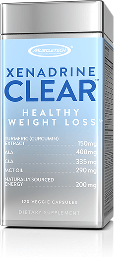 Xenadrine Clear | Innovative Ingredients Backed by