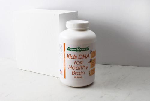Super Growth Kid's Healthy Brain – DHA