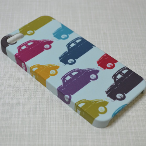 Jacky Al-Samarraie Morris Minor iPhone 5 /5S/5SE Cover - DISCONTINUED