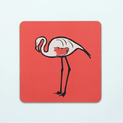 Flamingo Table Mat