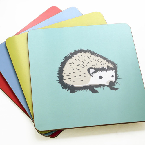 Jacky Al-Samarraie Animal Tablemats