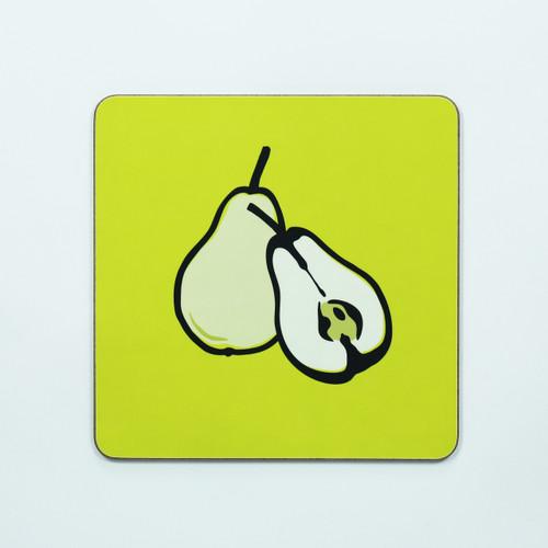 Pear Table Mat