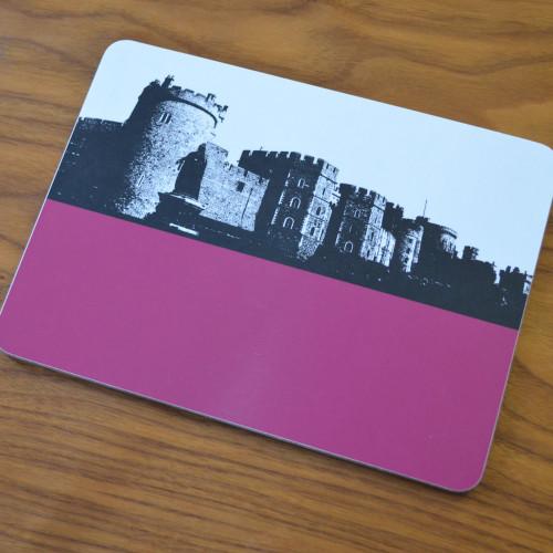 Jacky Al-Samarraie Windsor Castle Table Mat