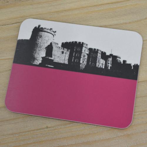 Jacky Al-Samarraie Windsor Castle Coaster