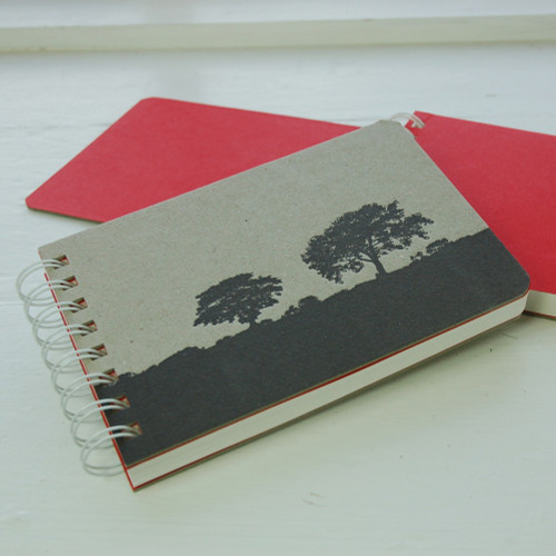 Jacky Al-Samarraie Anglesey - Wales Notebook