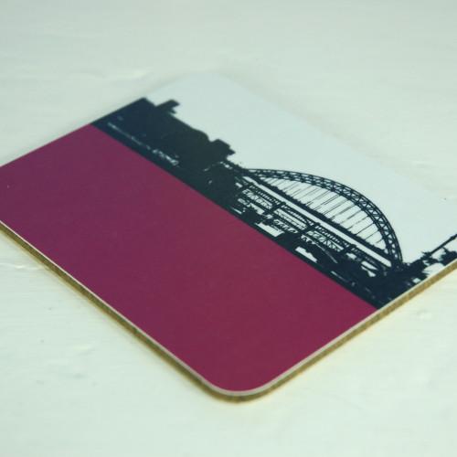 Jacky Al-Samarraie Tyne Bridge - Newcastle Coaster