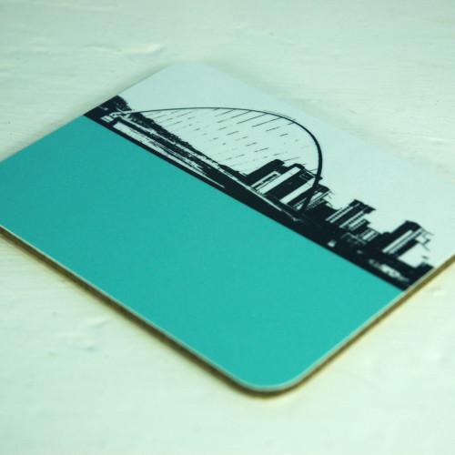 Jacky Al-Samarraie Millennium Bridge - Gateshead Coaster