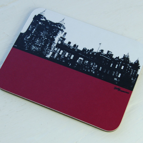 Jacky Al-Samarraie Palace of Holyroodhouse Coaster
