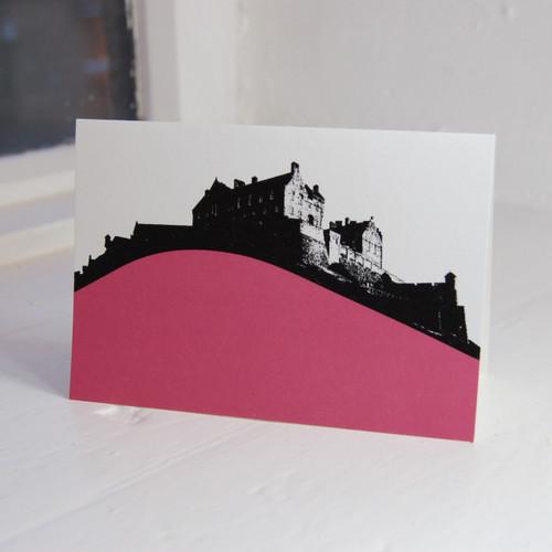 Jacky Al-Samarraie Edinburgh Castle